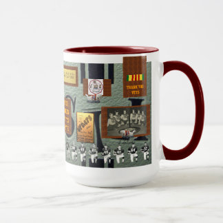 PORT CLINTON HIGH 1967  45TH CLASS REUNION MUG