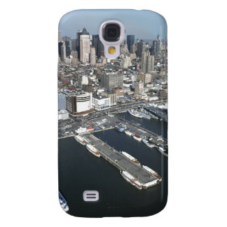 Port in New York City