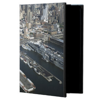 Port in New York City Cover For iPad Air