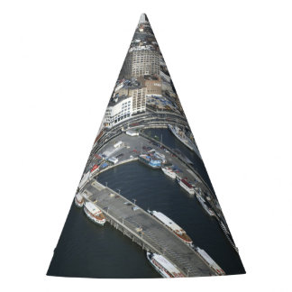 Port in New York City Party Hat