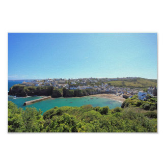Port Isaac Poster