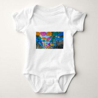 port louis le caudan waterfront umbrellas cap baby bodysuit