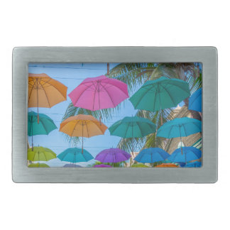port louis le caudan waterfront umbrellas cap rectangular belt buckles