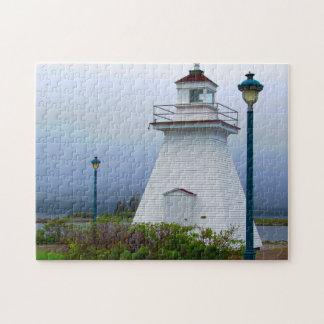 Port Midway Nova Scotia. Jigsaw Puzzle