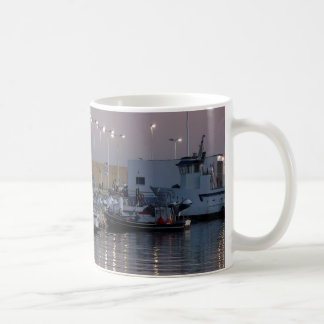 Port of Altea when anochcer, Spain Coffee Mug