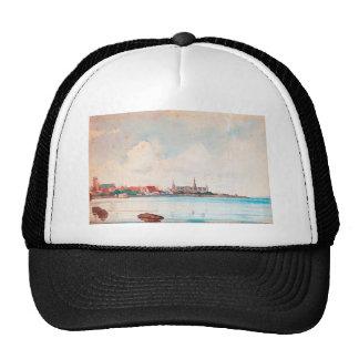 Port of Elsinore by Ioannis Altamouras Trucker Hat