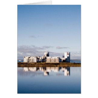 Port Of Leith, Edinburgh Card