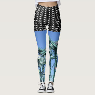 Port of Los Angeles Leggings