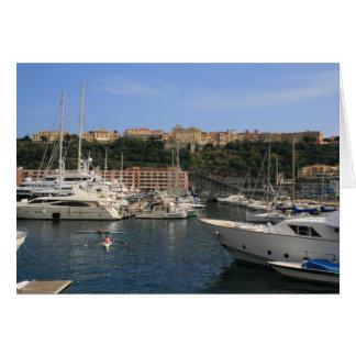 Port of Monaco Card