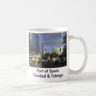 Port of Spain, Trinidad & Tobago... Coffee Mug