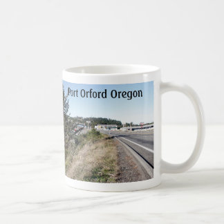 Port Orford, Oregon Coffee Mug