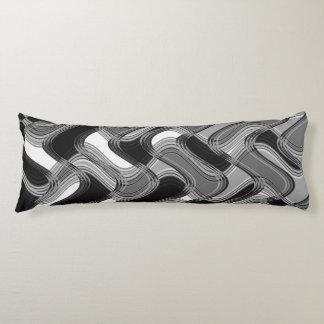Port & Peach Grade A Cotton Body Pillow