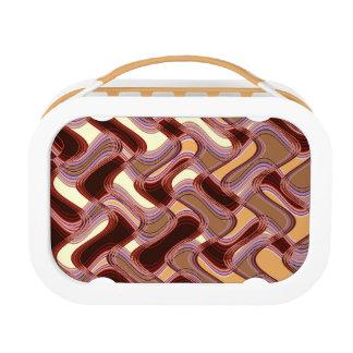 Port & Peach Yubo Lunch Box by C.L. Brown