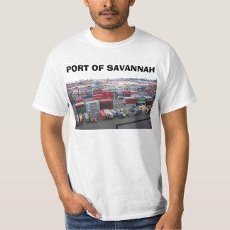 port, PORT OF SAVANNAH Shirt