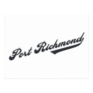 Port Richmond Postcard