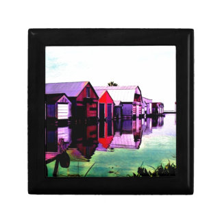 Port Rowan Boathouses Gift Box