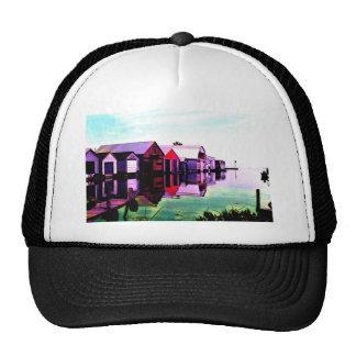 Port Rowan Boathouses Trucker Hat