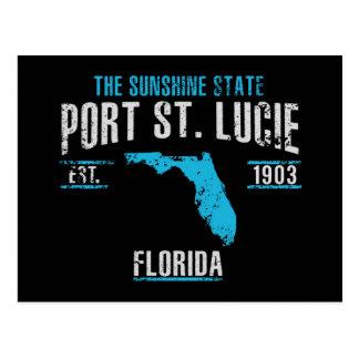 Port St. Lucie Postcard