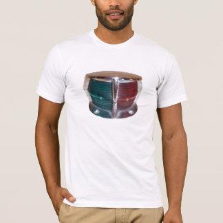 Port & Starboard Running Lights T-Shirt