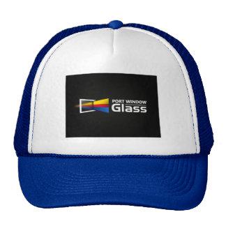 Port Window Glass Trucker Hat