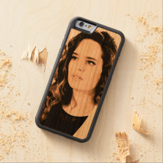 Portable hull Soy Amor - Lola Dargenti Cherry iPhone 6 Bumper Case