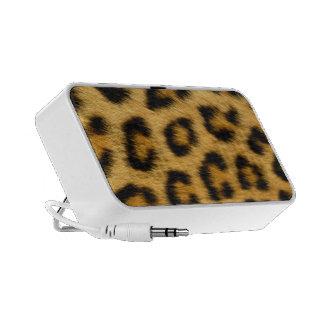 """Portable loudspeaker """"LEOPARD """" iPhone Speakers"""