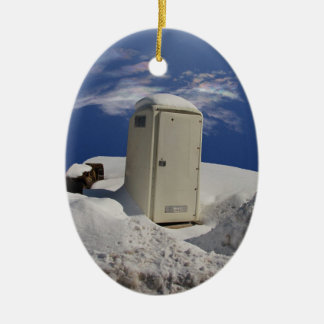 Portable Potty ~ ornament