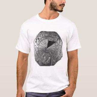 Portable Sundial, from Sierk Castle  1756 T-Shirt