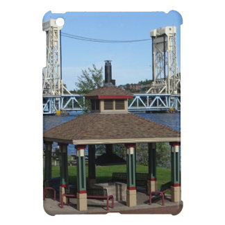 Portage Lake Lift Bridge Case For The iPad Mini