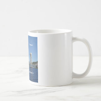 Portage Lake Lift Bridge Coffee Mug