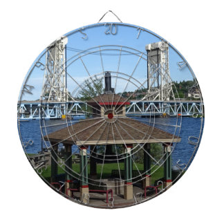 Portage Lake Lift Bridge Dart Boards