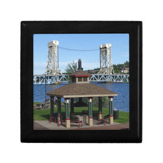 Portage Lake Lift Bridge Gift Boxes