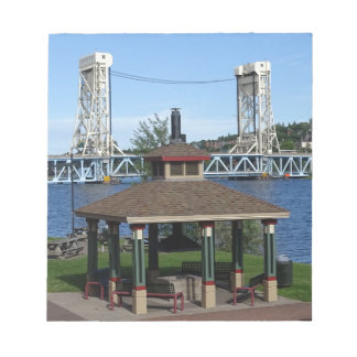 Portage Lake Lift Bridge Notepads