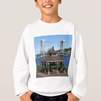 Portage Lake Lift Bridge Sweatshirt