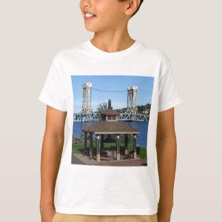 Portage Lake Lift Bridge T-Shirt