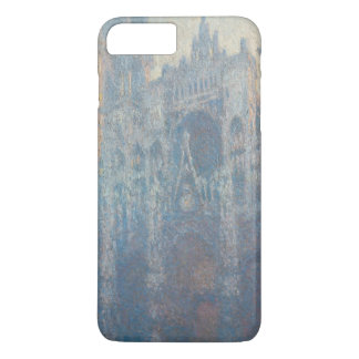 Portal of Rouen Cathedral Morning Light by Monet iPhone 7 Plus Case