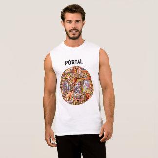 Portal Sleeveless Shirt