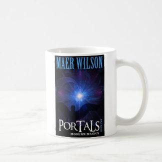 Portals Mug - White