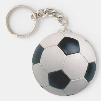 Porte - clé de ballon de football porte-clé rond