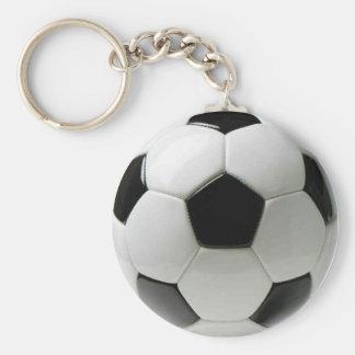 Porte - clé de ballon de football porte-clés