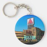 Porte - clé de Boston Citgo Porte-clé Rond