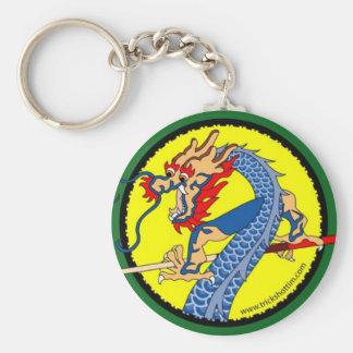 Porte - clé de dragon porte-clés