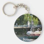 Porte - clé de jardin public de Boston Porte-clés