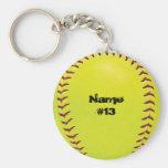Porte - clé du base-ball de Fastpitch