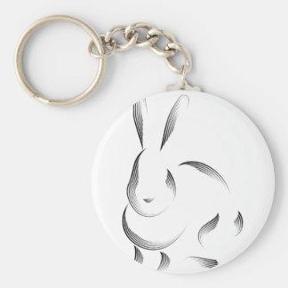 Porte-clés Animaux - lapin
