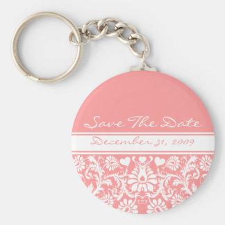 Porte-clés Changement floral de mariage à toute couleur