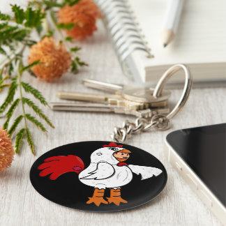 Porte-clés Chicken Man