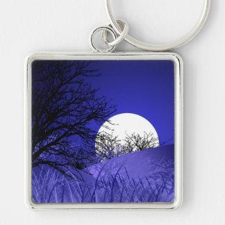 Porte-clés de prime de pleine lune