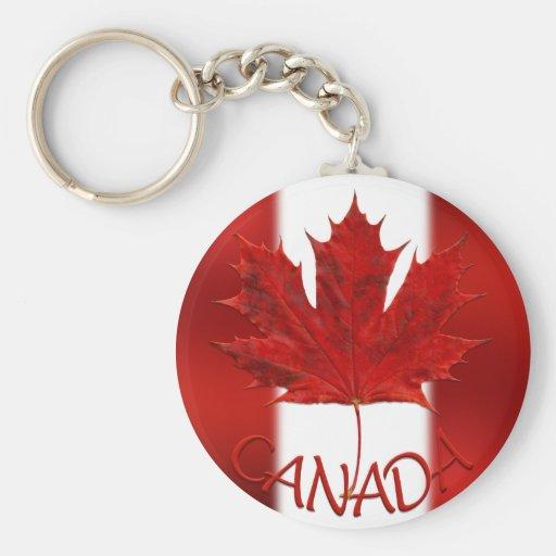 Porte - clés de souvenir du Canada et cadeau de po Porte-clés