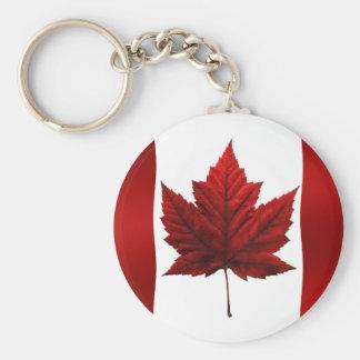 Porte - clés de souvenir du Canada et cadeau de Porte-clé Rond